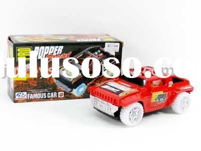 B/O Hummer Car with light and music,battery operated car,flashing car,car toys