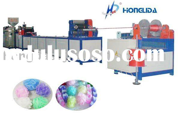 Bath Flower/Shower Ball Net Machine