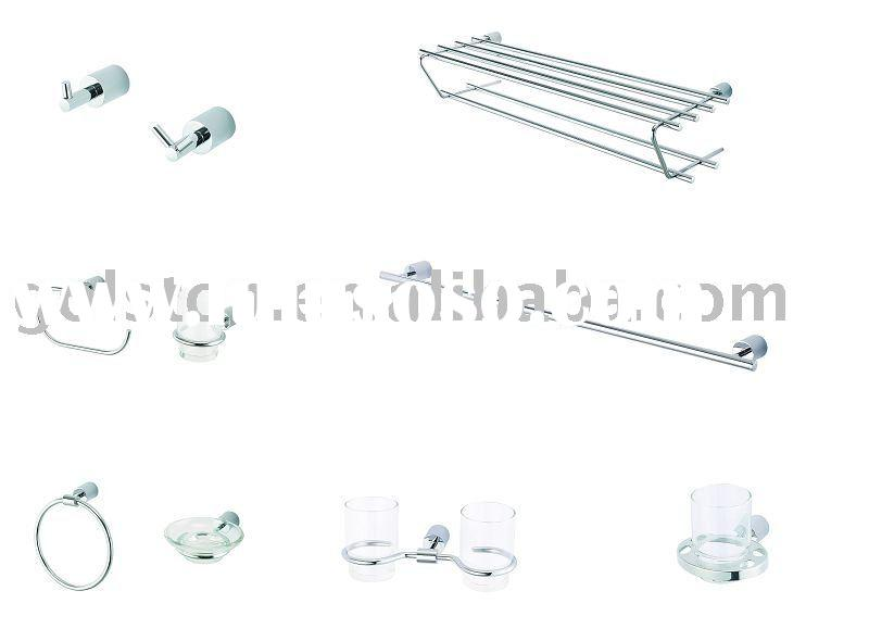 Bathroom accessories(Bathroom set,bath fitting,towel rack,towel bar,towel ring,hook,glass holder,soa