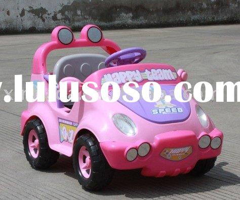Battery Operated Cartoon Toy Car