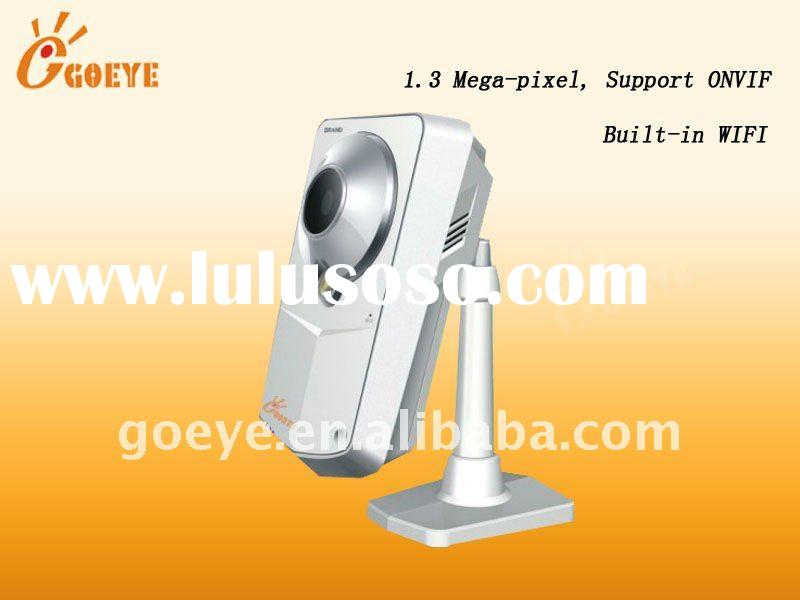 Battery Operated Security Camera Built in Wifi