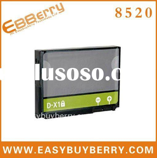 Battery for mobile phone 8520,Cell phone battery