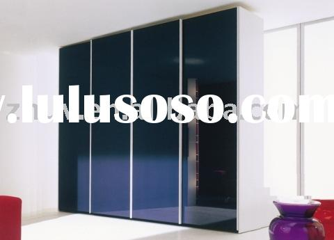 Bedroom Wardrobe(sliding door,door panel,interior door,UV high glossy panel,home furniture, dresser