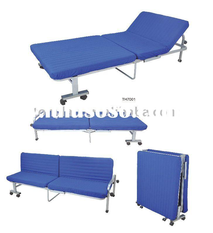 Best Design! good quality ! Steel Bed, Folding Sofa Bed