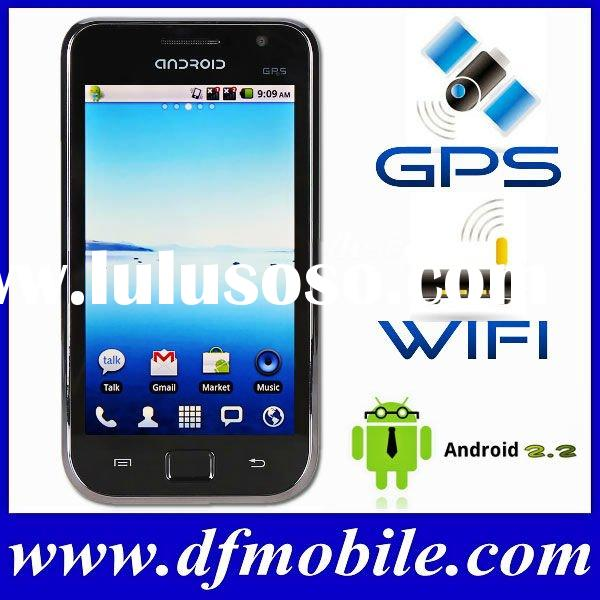 Best Dual SIM Smart Phone GPS Mobile A9000