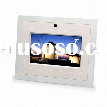 Best price for 2.4-inch Digital Photo Frame,LCD digital photo frame with Built-in Lithium Battery