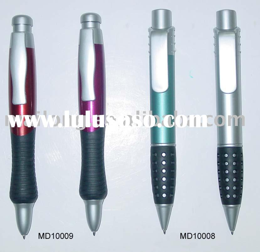 Big advertising ball pen for gift with various colors for choose