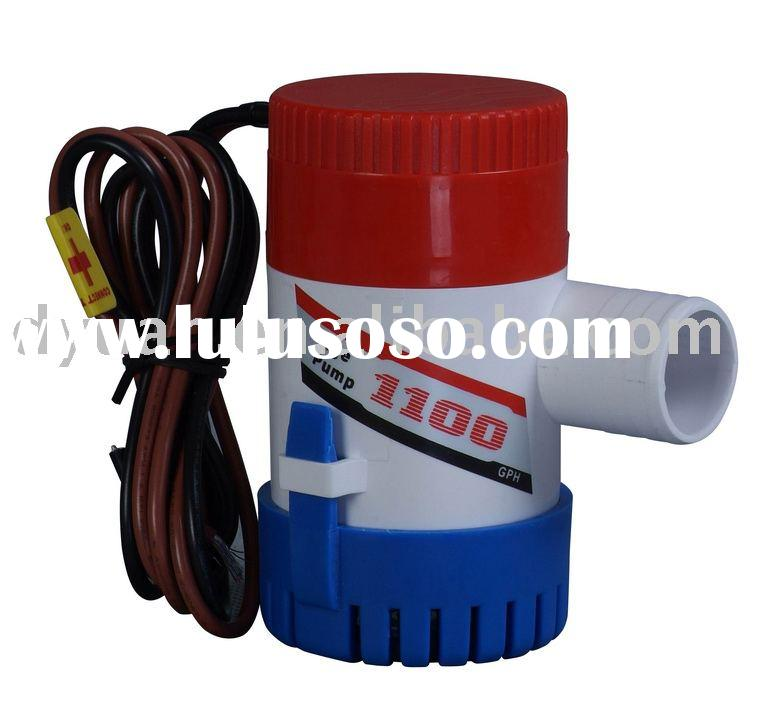 Bilge Pump/Dc submersible pump/marine pump