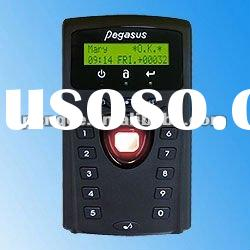 Biometric fingerprint access controller and time attencance recorder