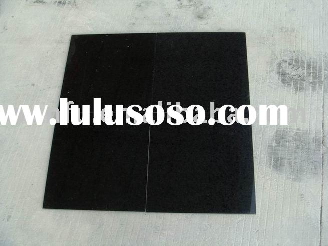 Black Granite Tile, slab,granite tile, floor tiles,wall tiles ,black tile, granite slab