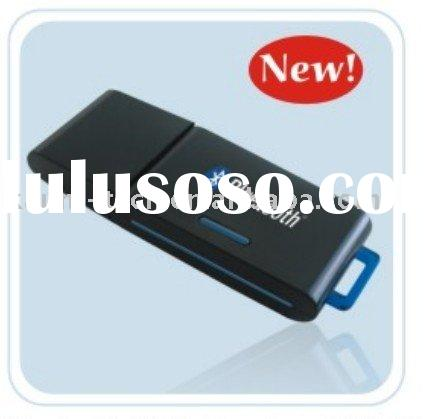 Bluetooth USB dongle/bluetooth adapter, Class1/2,ISSC/CSR chipset(CE, FCC and ROHS)
