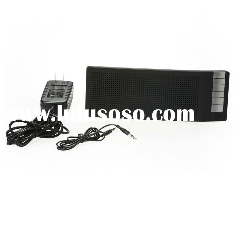 Bluetooth stereo speaker with microphone support HSP, HFP, A2DP, AVRCP!