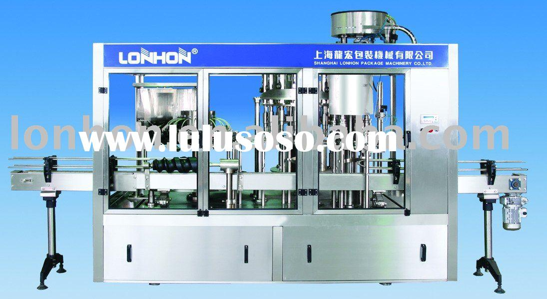 Bottle Water Filling Machine (6000BPH Liquid Filling Machine)
