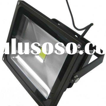 Bridgelux 30W LED Floodlight - 2500 lumens Replace 250-300W Outdoor Halogen Floodlight White