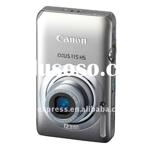CANON IXUS 115 DIGITAL CAMERA