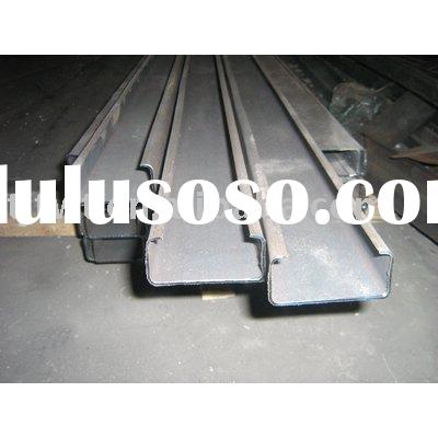 C Steel Channel (Q195,Q235,ASTM A36,SS400,E235B)
