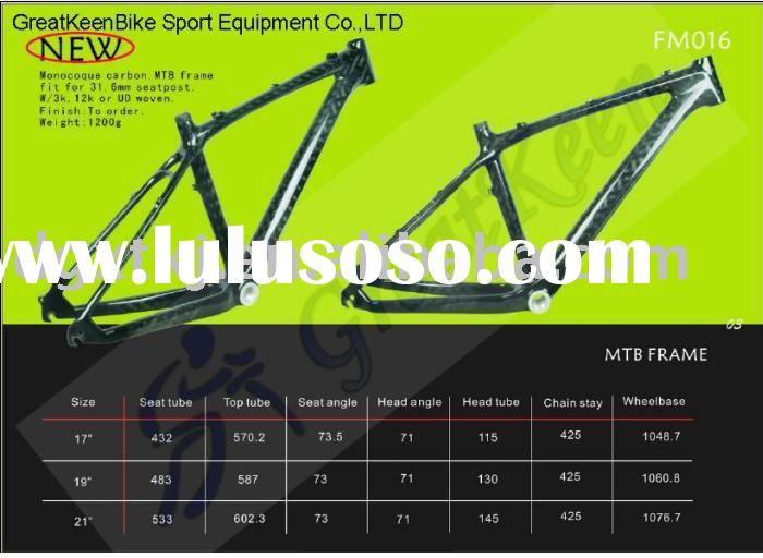 Carbon bicycle frames,carbon bicycle parts, Mountain frame,bicycle frame