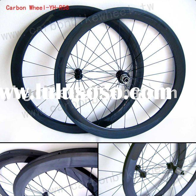 Carbon wheels clincher/bicycle wheel set/bike wheel
