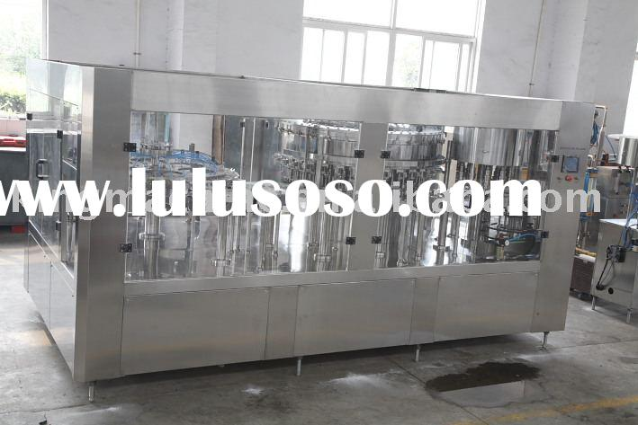 Carbonated Beverage Filling Machine / Production Line