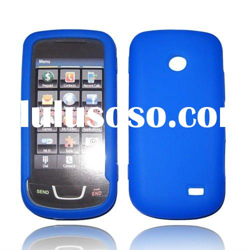 Cell Phone Soft Rubber Silicone Cover Skin Case For Samsung SGH-T528G