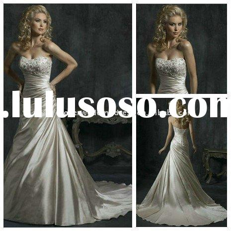 Lace Top Wedding Dresses