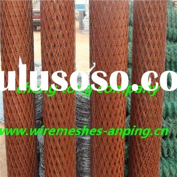 Cheng tong PVC coated expanded metal mesh