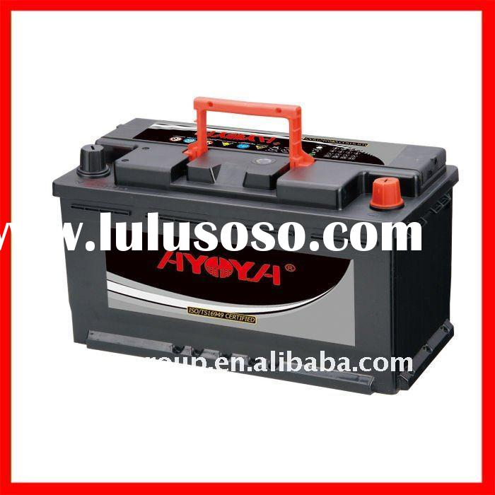 Chinese Professionally Manufacturing High Quality Lead Acid Sealed Maintenance Free Auto Battery MF5