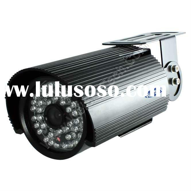 Color CCD Waterproof IR Camera/cctv camera