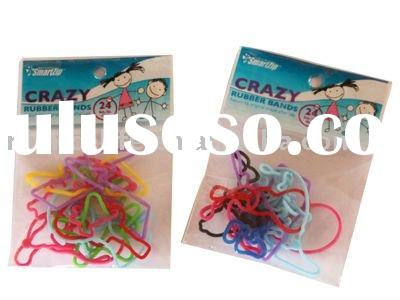 Colour Animal-Shaped Lovely Silicone Rubber Bands