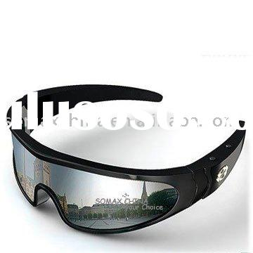 Cool Glasses Video Camera/Mini Sunglasses Recorder/Sunglass DVR