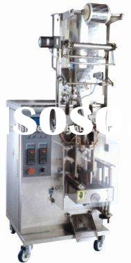 Covennient Liquid and Sauce bag Filling and sealing Machine(ISO9001:2000)