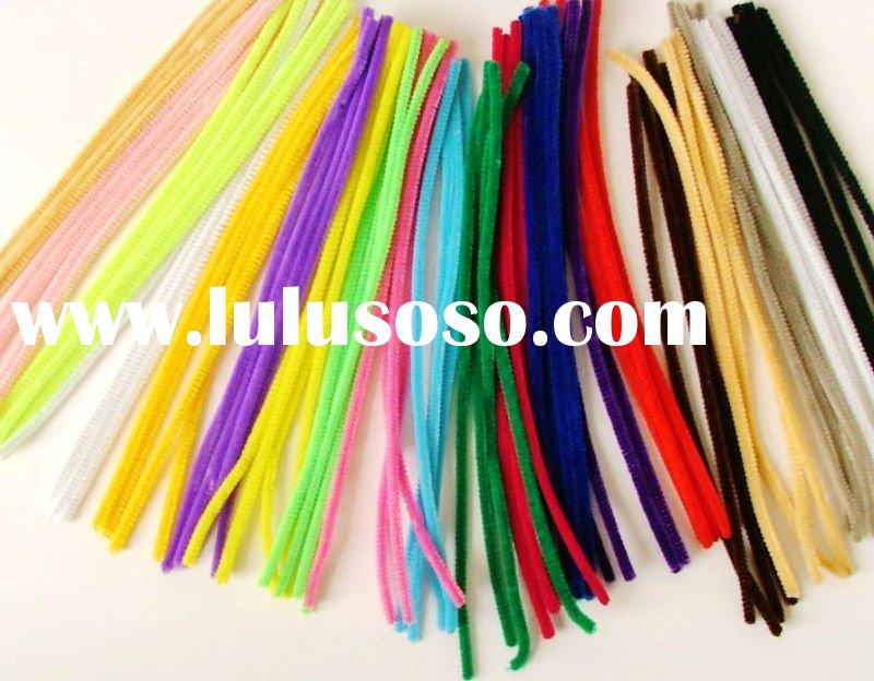 Craft Pipe Cleaners for Education and Gifts