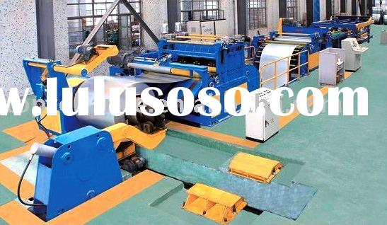 Cut To Length Line, Cut To Length Machine, Blanking Line