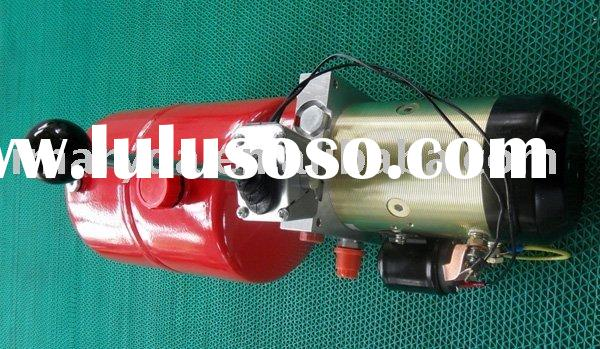 DC AC Hydraulic Power Unit, hydraulic power source, Small hydraulic power unit