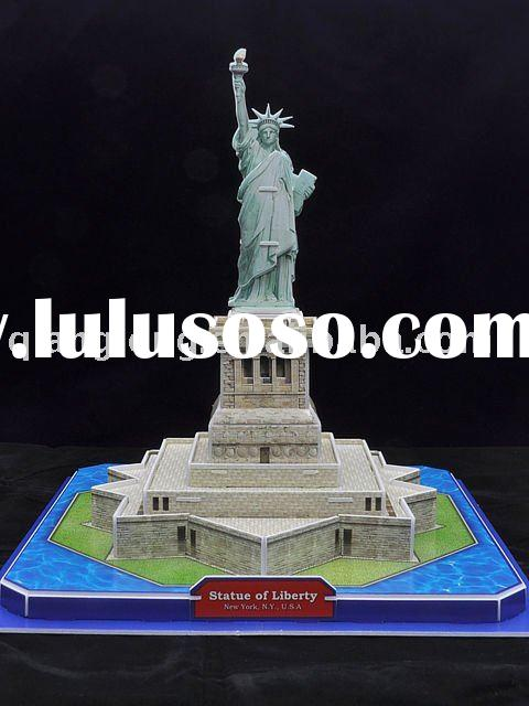 DIY 3D Puzzle New York Statue of Liberty