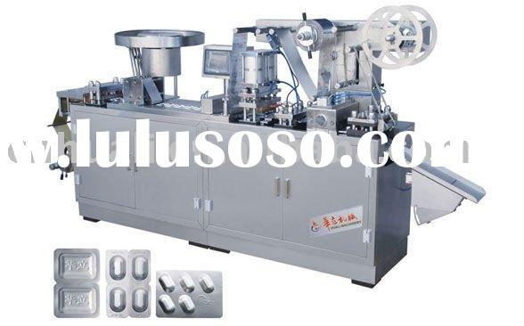 DPP-250E Automatic Cold Form Aluminum Blister Packing machine