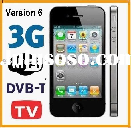 DUAL SIM/wifi/FM/GSM/TV 4 sim card cell phone
