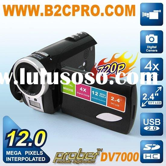 DV Camcorder/HD Camcorder/DV Tape/HP DV/Mini Digital Camera/Cheap Camera