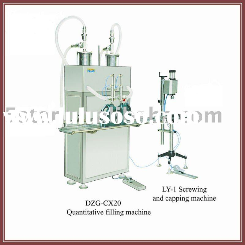 DZG-CX20 semi-automatic liquid filling machine