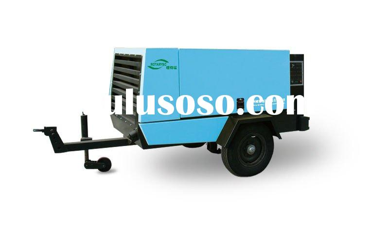 Diesel engine industrial air compressor GM75
