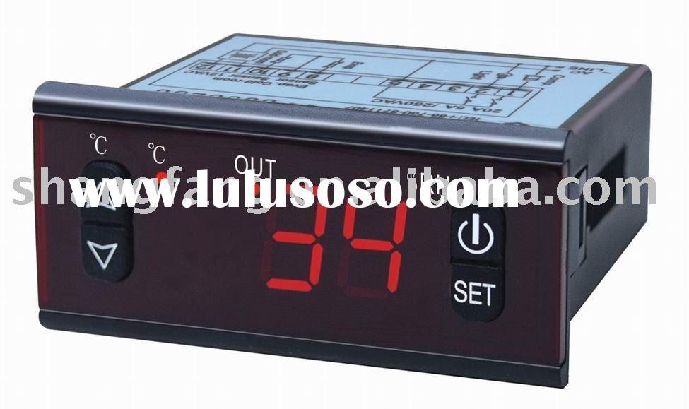 Digital Humidity Controller with Temperature Display