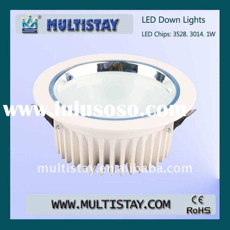 Dimmable recessed 17W LED ceiling lamp LED Down light
