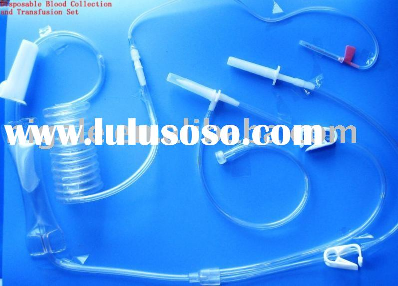 Transfusion set manufacturers in