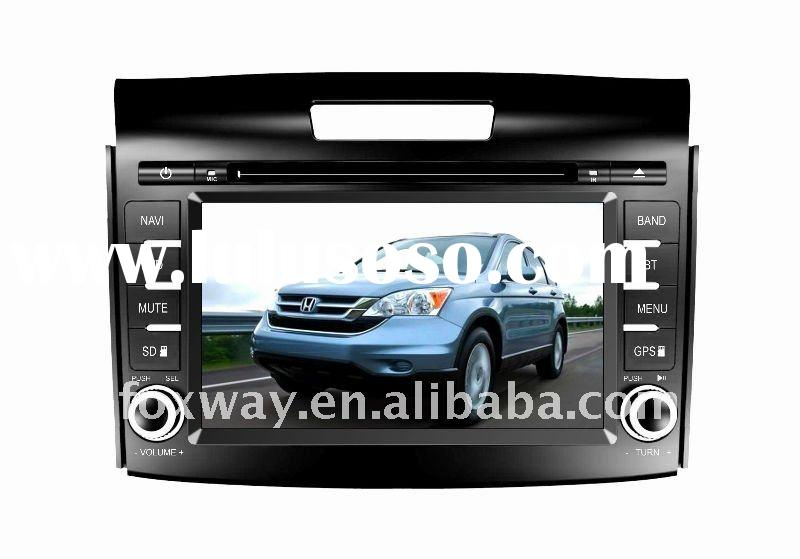 Double din Car DVD Player CRV 2012