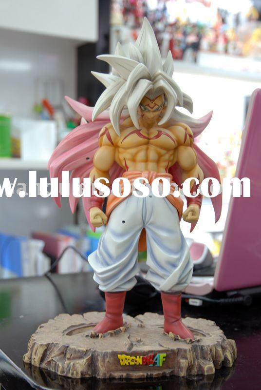 Dragon Ball Z Action Figure,polyresin statue