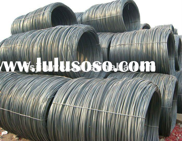 Drawing steel wire rod low carbon steel wire