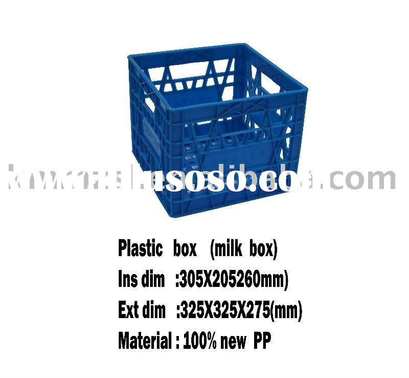 Drink box Beverage containers Plastic box(Milk)