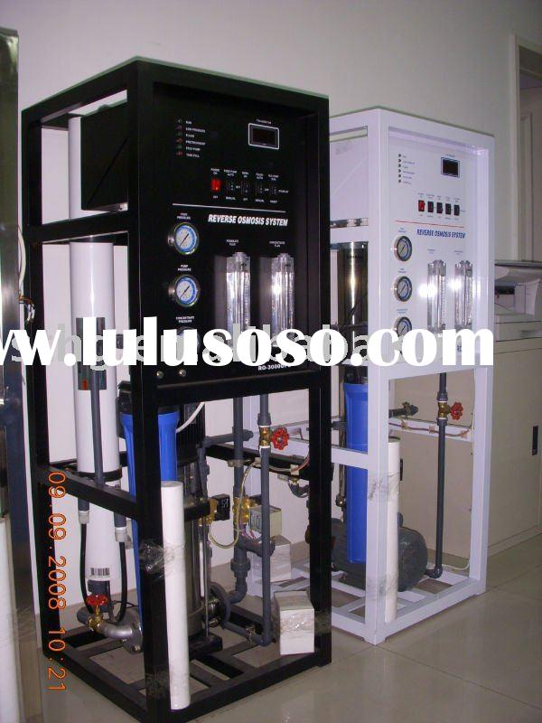 Drinking Water Treatment/Drinking Water Filter Plant/Drinking Water Filter Machine