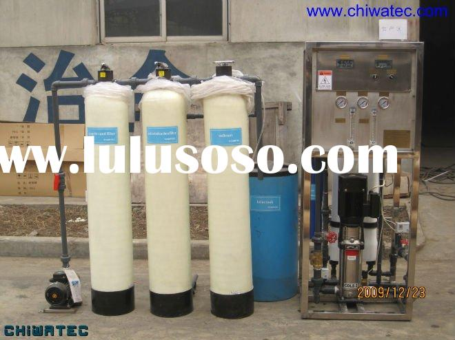 Drinking water treatment machine with pre-treatment 3000GPD