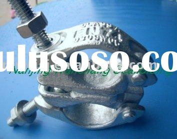 Drop Forged Swivel Coupler of British style